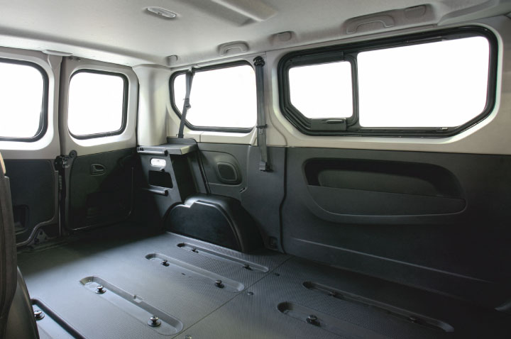 Focaccia Group Vivaro Interior Trims