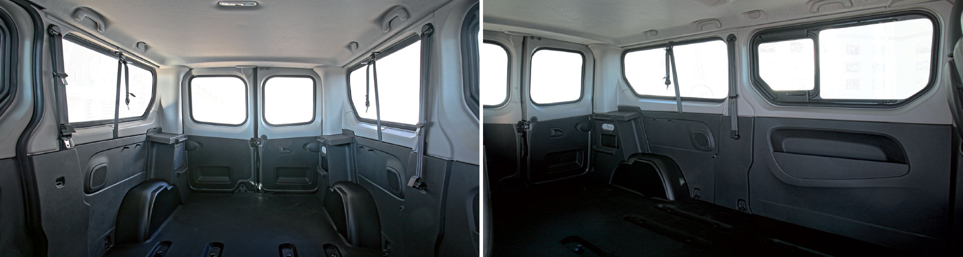 Interior Trims Restyling for Trafic and Vivaro