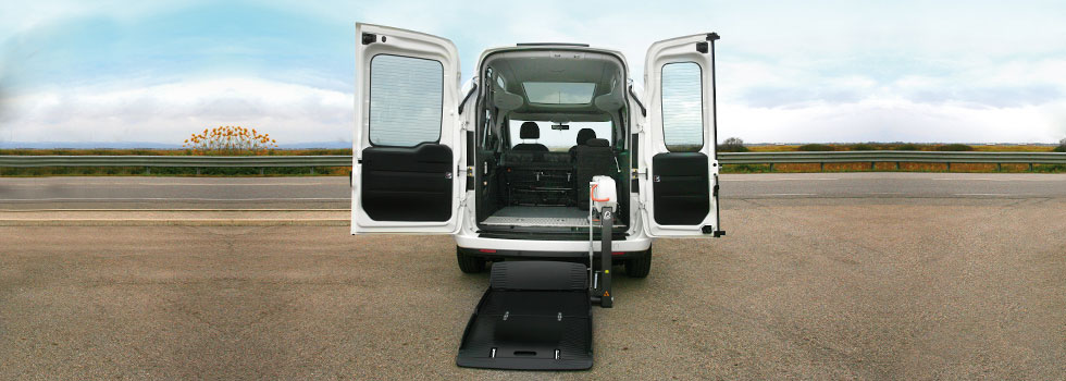 Opel Combo for Wheelchair Users